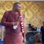 Popular Nigerian Pastor Gifts His Church Member All The Offerings To Pay His Rent In Edo State