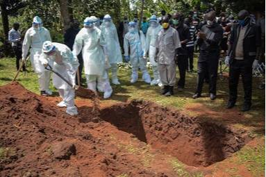 Shock As Man Shows Up In Busia Four Months After His Burial [VIDEO]