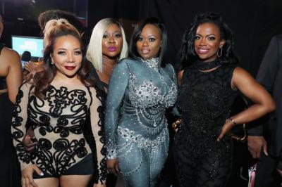 Tiny Harris Details Xscape Members Kandi Burruss & LaTocha Scott Fist-Fighting