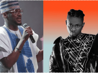 #WHWD: 2Baba, Olamide, Laycon, Others Applaud Omah Lay On New Project
