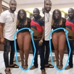 You are as good as N*ked, Nigerians Blast Popular Actress 'Uche Jombo' Over Her Dress (Photos)