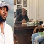 Davido confirms Burna Boy and others are envious of him because of his father's wealth