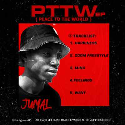 FULL EP: Jumal – Peace To The World