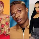 See the beautiful gift Wizkid 2nd baby mama gifted his 1st baby mama (photo)