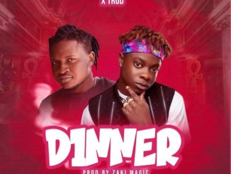 Zaki Magic - Dinner Ft. Trod