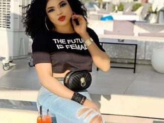 Bobrisky Heads For Columbia To Change His Male Genitals To Female - See Details Here