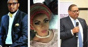 FCMB MD Adam Nuru in trouble over alleged marriage scandal and Tunde Thomas' death