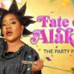 """Toyin Abraham jumps for joy as her movie """"Fate Of Alakada"""" gets listed among the highest-grossing movies of 2020"""