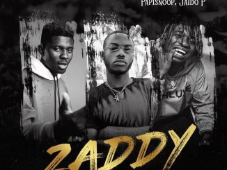 DJ Zeeez Ft Jaido P & Papisnoop – Zaddy