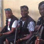 #ENDSARS: SARS Official Are Back On The Street (See How They Shot At The Young Man)