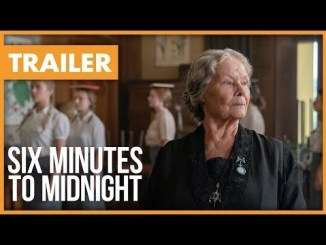 MOVIE: Six Minutes To Midnight (2020)