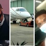 #14thHeadies: Nigerians React As Headies Organizers Sends Private Jet To Pick Wizkid From Ghana (Photos)