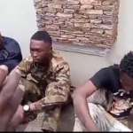 Sunday Igboho arrests soldiers allegedly spying on him (Video)