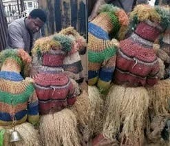moment-3-masquerades-kneel-before-pastor-to-pray-for-them-tgtrends_com_ng