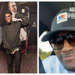 UFC Champion, Usman 'leaks' Burna Boy yet-to-be released song