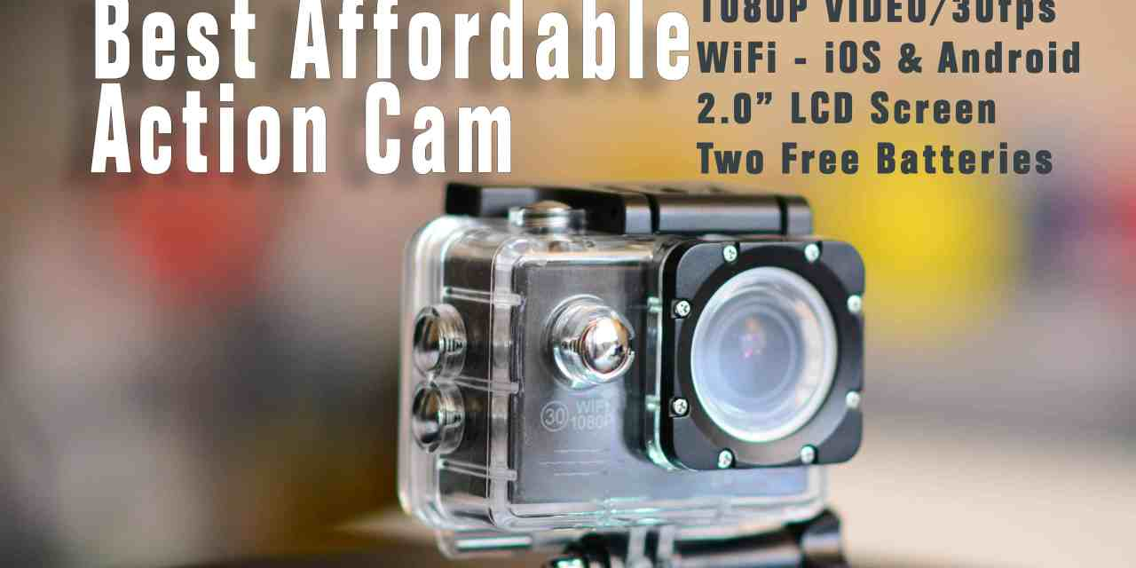 LightDow LD6000 ActionCam 1080P WiFi UNBOXING – Best affordable Action Cam under $60
