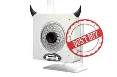 Don't buy Y-Cam Home Monitor Camera