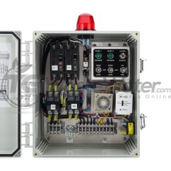 Duplex Pump Control Panel Wiring Diagram Types Of Messages In Sequence Spi Time Dosing 120 230v 50a810
