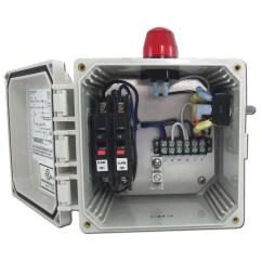 Septic Pump Wiring Diagram Tmj Anatomy Spi Bio Control Panel With High Water Alarm Model