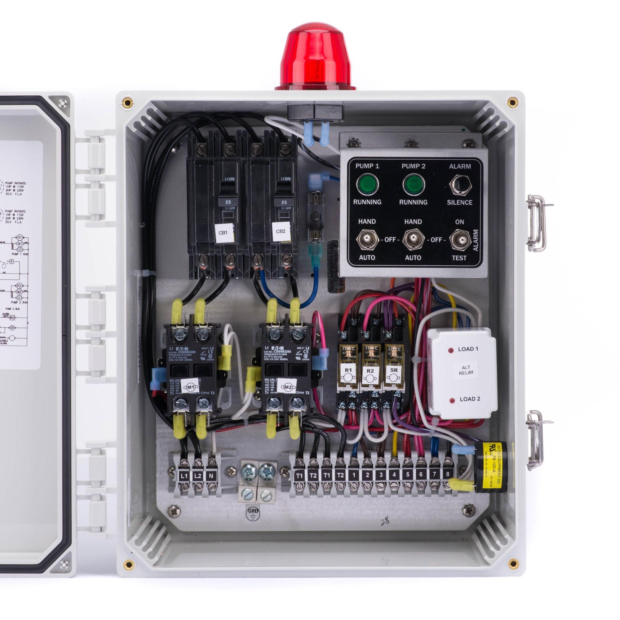 hight resolution of spi duplex control panel model ssc12b 120 240v 0 20fla 50a506