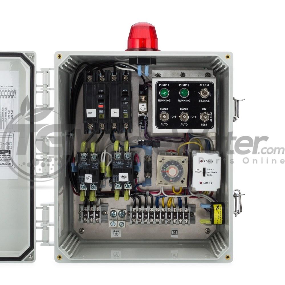 medium resolution of spi duplex time dosing control panel 120 230v 50a810 sstdd128 tg wastewater