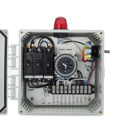 spi bio c single light control panel for aerobic septic systems 50b003 tg wastewater [ 960 x 960 Pixel ]