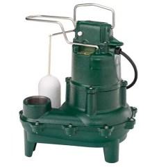 Zoeller Duplex Pump Control Panel Wiring Diagram S Plan Heating M264 Waste Mate 4 10 Hp Cast Iron Sewage 2 W Vertical Float Tg Wastewater