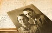 Berde Károly és felesége