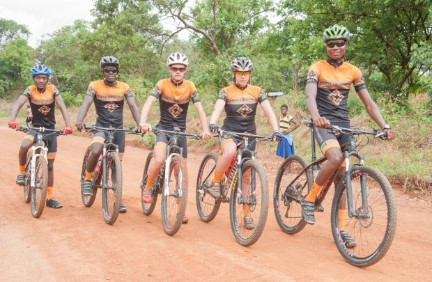 Riders on right path as programme also looks to spread cycling's health benefits