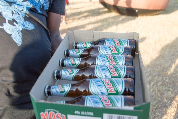 Zambian Breweries: maintaining standards on its advertising and promotion.