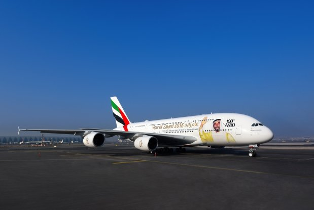 emirates' 100th airbus a380 with 'year of zayed' livery103450887..jpg