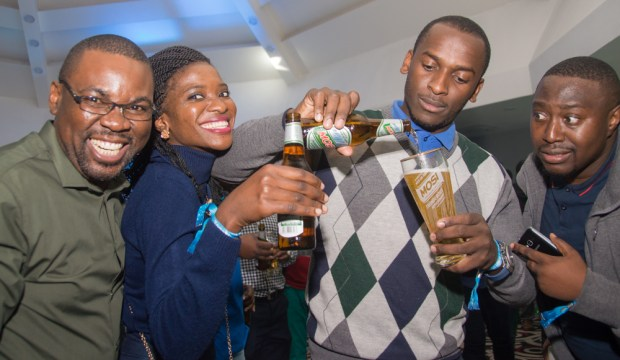 Zambian Breweries celebrating the rebranding of Mo.jpg