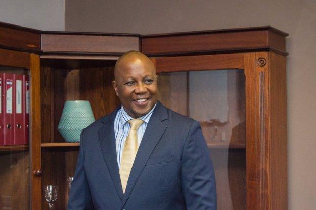 Stanbic Bank Zambia's new CE Leina Gabaraane