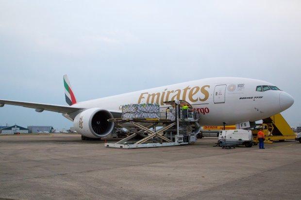 Emirates SkyCargo starts scheduled freighter services to Maastricht