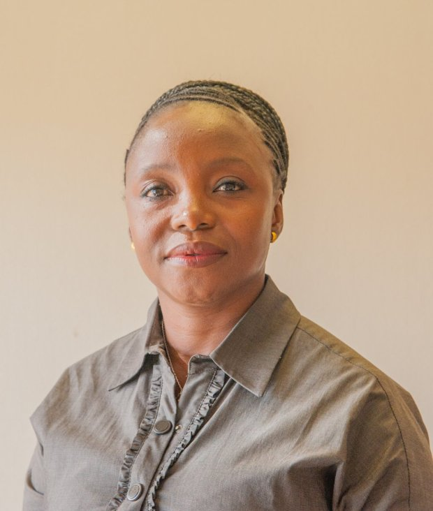 Stanbic Bank Zambia head of corporate and investment banking, Helen Lubamba.