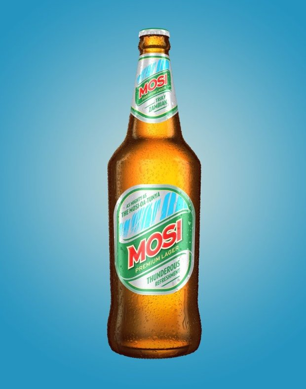The nation's iconic Mosi lager will be showcased this week at the ITB Berlin travel trade show in Germany