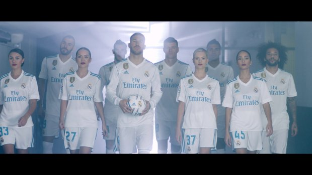 Real Madrid team up with Emirates Cabin Crew