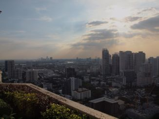 view of bangkok