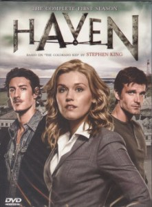 Boomerang Haven: The Complete First Season (DVD Box Set 4 Disc)