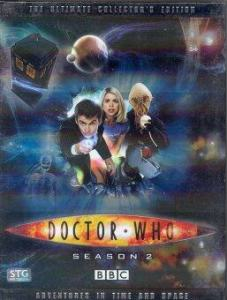 Boomerang Doctor Who: Season 2/ด๊อกเตอร์ฮู กู้วิกฤตจักรวาล ปี 2(4 Disc)