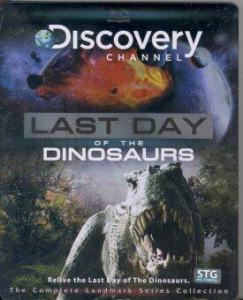 Boomerang Last Day Of The Dinosaurs มหาวิบัติ วันสิ้นพิภพล้านปี (BD 1 Disc Metalpak + Booklet On Pack!)
