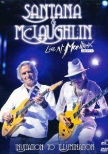AmornMovie DVD Santana & McLaughlin: Invitation To Illumination: Live At Montreux 2011-Concert (DTS)