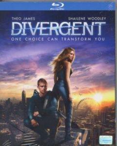 Boomerang Divergent /ไดเวอร์เจนท์ คนแยกโลก (Blu-ray) (3B: Boom Best Buy)