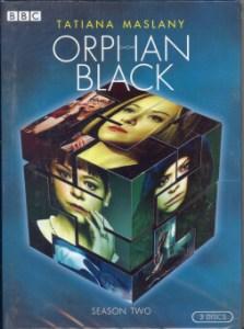 Orphan Black: Season Two (DVD Box Set 3 Disc)