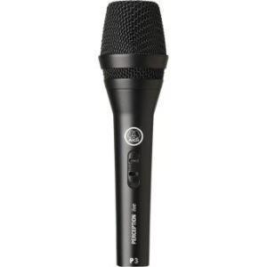 AKG P3S Microphone (Black)