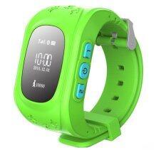 Hello Kids Watch นาฬิกาโทรศัพท์ GPS ติดตามตัว Limited Edition รุ่น GW300 (Green)