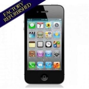 (REFURBISHED) Apple iPhone 4 16GB - Black