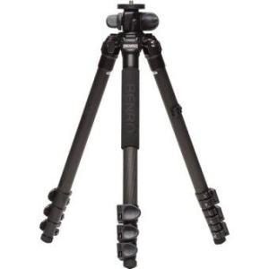 Benro ขาตั้งกล้อง Versatile Magnesium-Carbon Fiber Flip Lock Tripod C2980F