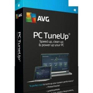AVG PC TuneUp 2016 (3 Users)