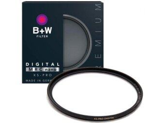 B+W 72mm XS-PRO CLR MRC-NANO FILTER 72 MM B+W NANO CLEAR 72mm